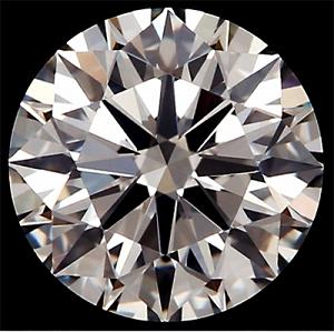 Round Brilliant Cut Diamond 1.36ct - J VS1