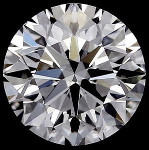 Round Brilliant Cut Diamond 0.91ct - E VS2
