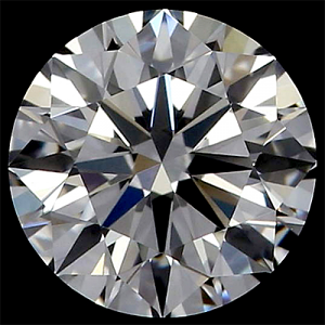 Round Brilliant Cut Diamond 0.67ct - D VVS1