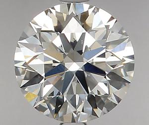 Round Brilliant Cut Diamond 0.91ct - G SI1