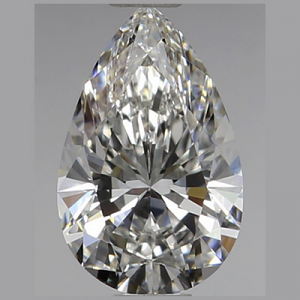 Pear Shape Diamond 0.53ct - F VVS1
