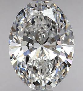 Oval Shape Diamond 1.02ct - D VS1