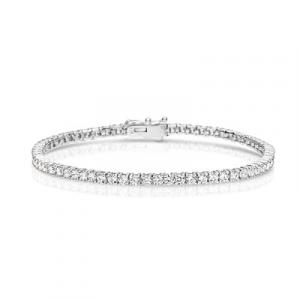 Diamond Tennis Bracelet - 2.20 carats total