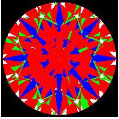 ASET - Round Brilliant Cut Diamond 1.71ct F VVS2