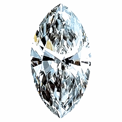 Marquise Cut Diamond 0.24ct - I/J SI1