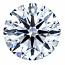 Round Brilliant Cut Diamond 0.23ct - E VS2
