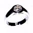 'Bezel' Diamond Engagement Ring - Round 0.47ct - E VS2