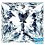 Princess Cut Diamond 3.00ct - G VS1