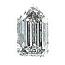 Bullet Cut Diamond 0.32ct - H VVS2