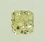 Square Radiant Cut Diamond 1.00ct - P VS1