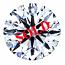 Round Brilliant Cut Diamond 0.70ct - F SI1
