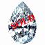 Pear Shape Diamond 0.25ct - E VS1