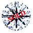 Round Brilliant Cut Diamond 0.39ct - D VVS1