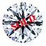 Round Brilliant Cut Diamond 0.50ct - D VS1