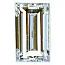 Baguette Cut Diamond 0.11ct - COLL VS