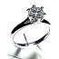 'Alana' Diamond Engagement Ring - 0.75ct - E VS2