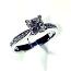 'Naomi' Princess Cut Diamond - 0.88cts