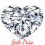 Heart Shape Diamond 1.01ct - J SI1