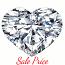 Heart Shape Diamond 2.00ct - E I2