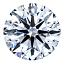 Round Brilliant Cut Diamond 2.01ct - G SI2