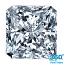 Radiant Cut Diamond 3.01ct - H VS2