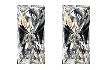 Baguillion Cut Diamond Pairs 0.38ct - F/G VS+
