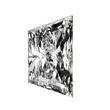 Trapezoid Cut Diamond 0.46ct - F VS1