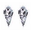 Kite Shape Diamond Pairs 0.42ct - G VS
