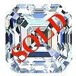 Asscher Cut Diamond 0.32ct - F VVS1