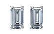 Baguette Diamond Pairs 0.39ct - E/F VS