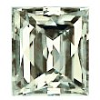 Baguette Custom Cut Diamond 0.50ct - E VS2