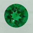 African Emerald 0.90ct