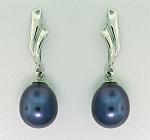 Tahitian Pearl Earrings
