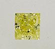 Princess Cut Diamond 0.58ct - W-X VS1