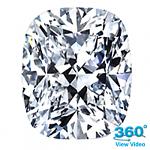 Cushion Cut Diamond 1.32ct - N SI2