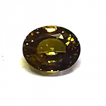 Australian Golden Wattle Sapphire – 2.91ct