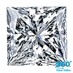 'Victoria' Diamond Engagement Ring - 0.98cts