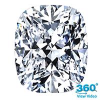 Cushion Cut Diamond 1.53ct - E SI1