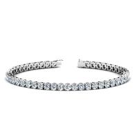 Diamond Tennis Bracelet - 9.20 carats total