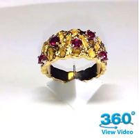 Ruby Dress Ring