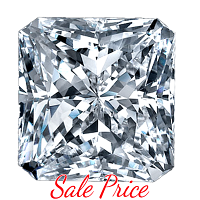 Radiant Cut Diamond 1.02ct - G VVS1