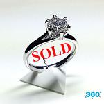 'Alana' Diamond Engagement Ring - 1.00ct - E SI1