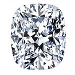 Cushion Cut Diamond 2.62ct - F VS2