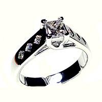 'Rhonda' Diamond Engagement Ring - 0.63cts