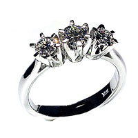 'Louise' Diamond Engagement Ring - 0.77cts