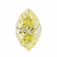 Marquise Cut Diamond 0.37ct - FIY SI2