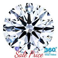 Round Brilliant Cut Diamond 0.72ct - E SI1