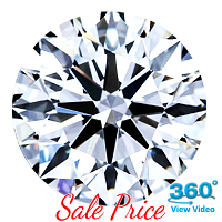 Round Brilliant Cut Diamond 1.17ct - D VS1