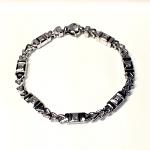 Fancy Link Diamond Bracelet - 1.00 carats total