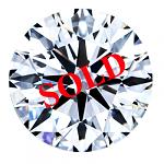 Round Brilliant Cut Diamond 0.51ct - D SI2